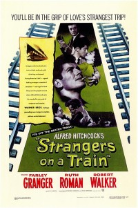 """""""זרים ברכבת"""""""
